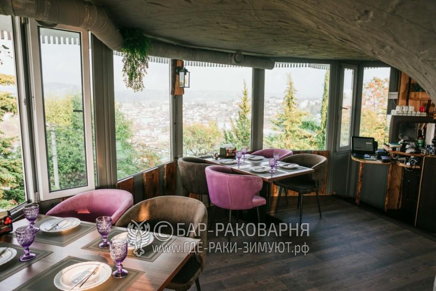 Ресторан раки в Сочи на Альпийской
