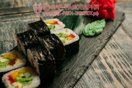 Еда из морепродуктов