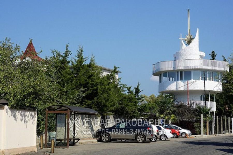 Башня в Сочи