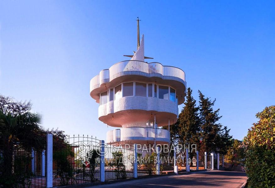Ресторан башня Панорама