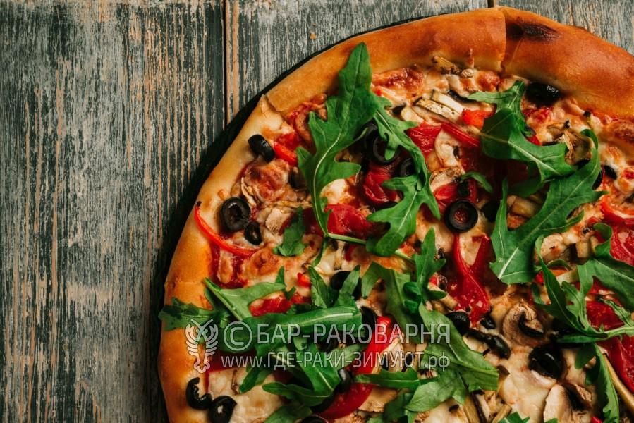 Доставка пиццы по Сочи