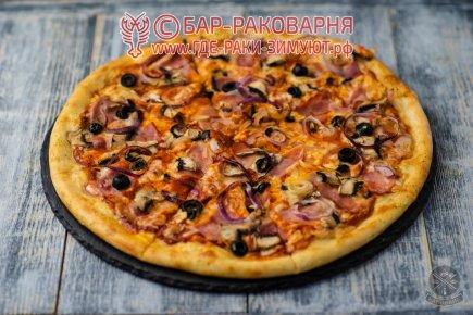 Пицца и другая еда в Сочи